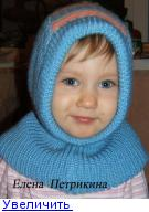 Как связать детскую летние шапку