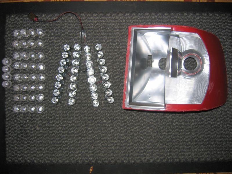 Задние фонари (переделка) - Lights-Market