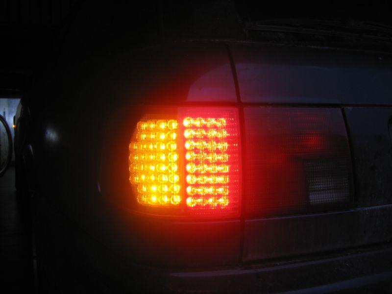 Задние фонари (переделка) - Lights-Market 635
