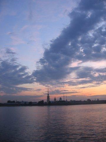 Санкт-Петербург Ленинград Петропавловская крепость