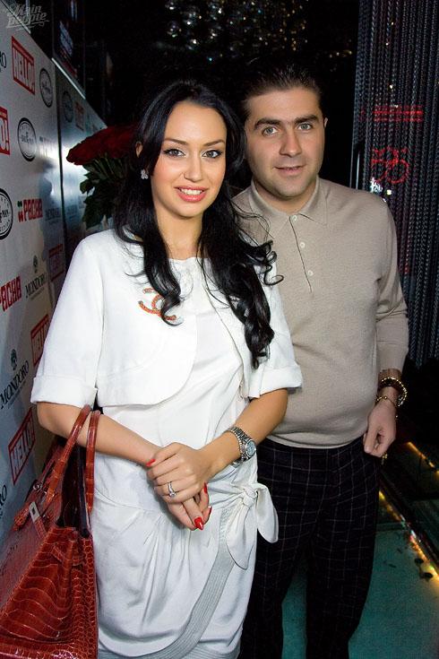 с женой артур джанибекян фото