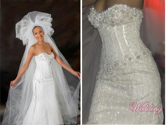 Самое Дорогое Свадебное Платье В Мире 12 118