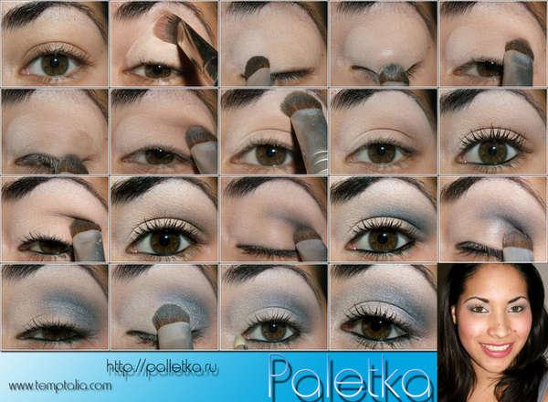 макияжа в картинках