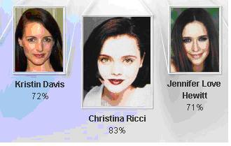 На кого из знаменитостей ты похожа? - бесплатный онлайн ...