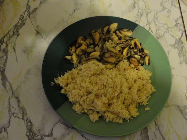 Один к скольки варят рис