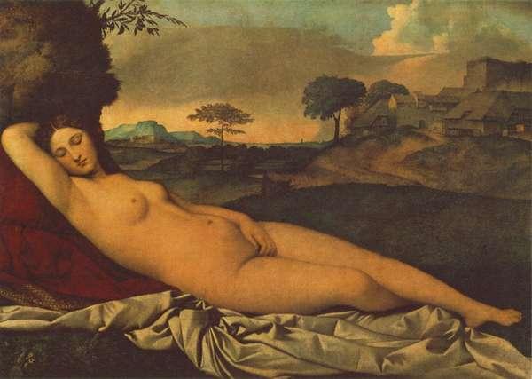 обнаженные женщины в живописи: