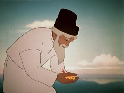 история создания мультфильма сказка о рыбаке и рыбке