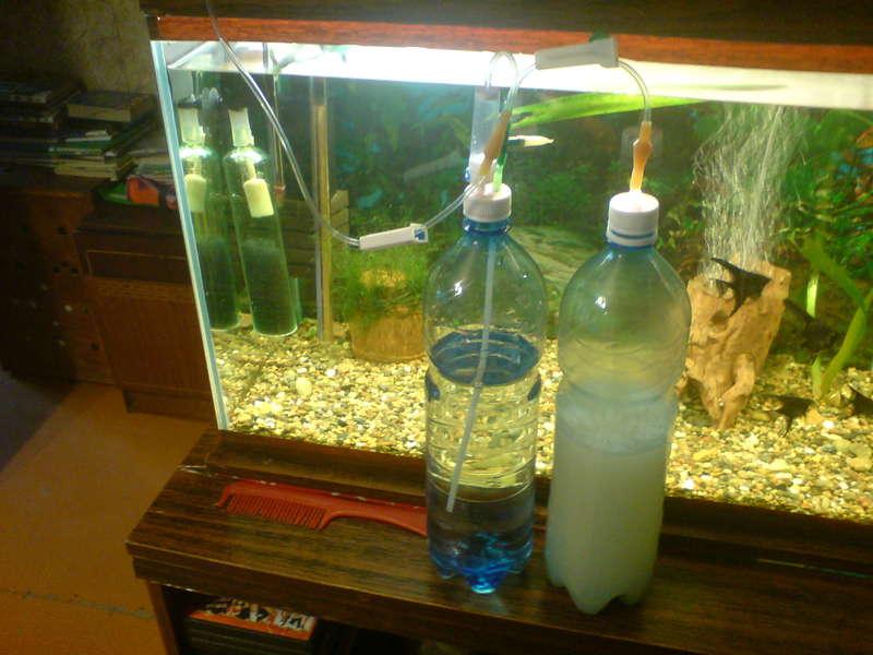 Аквариум самодельный аквариум