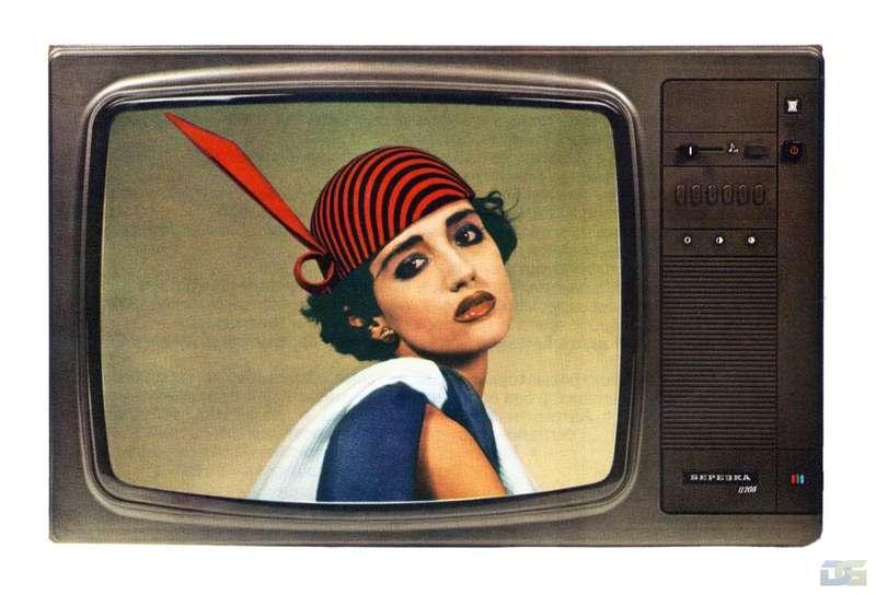 схема телевизора Березка