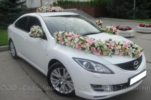 Wedding Saloon :: оформление свадебных машин - Свадебные платья и