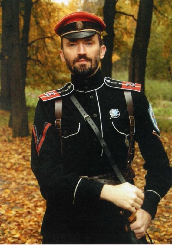 В картинах художника образ Царской России - Святой Руси - Веры Православной