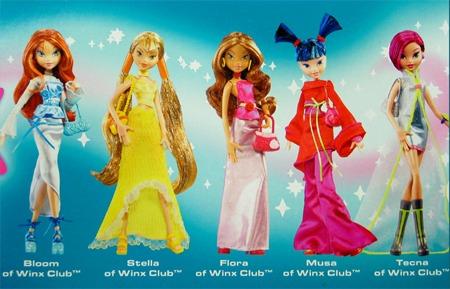 Кукла Барби, кукла Братц... Вредные или полезные? 128929066278005833