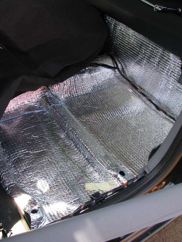 Теплоизоляция автомобиля своими руками материалы 77
