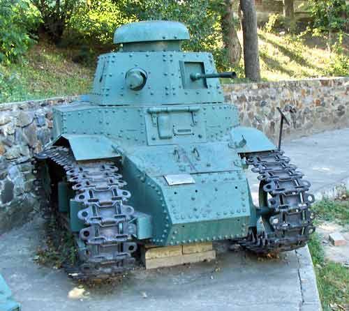 характеристики МС-1 (Т-18)