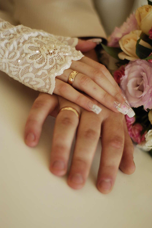 Фото маникюр красиво до свадьбы