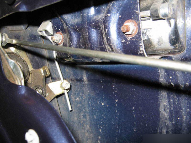 обшивки задней двери ровер