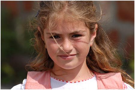 какие волосы у чистокровных армянии