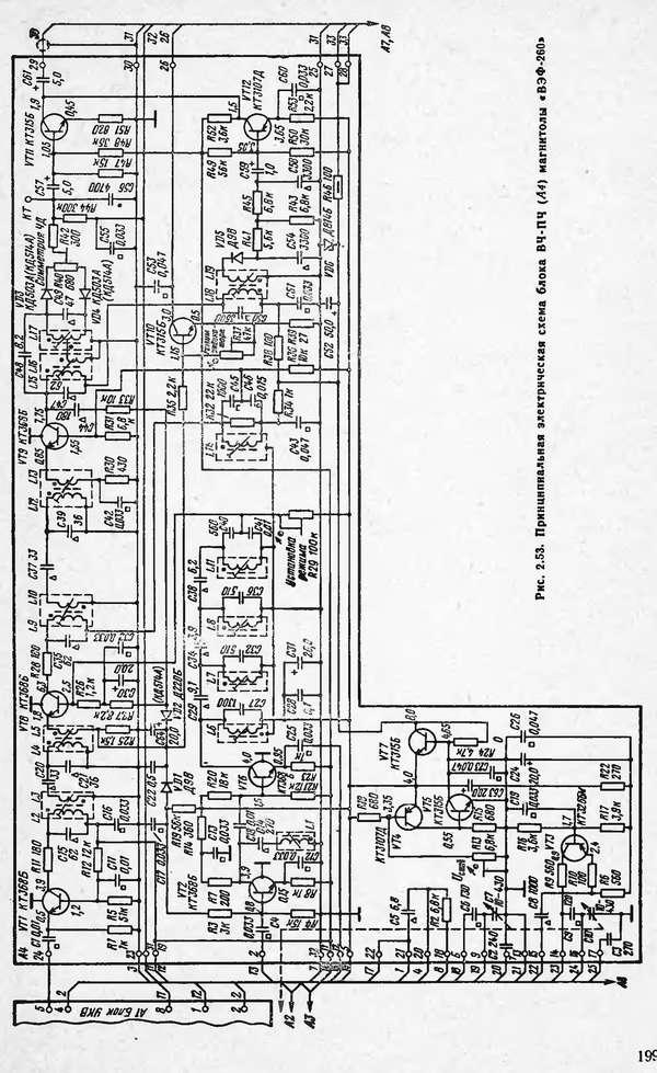 Вот схема бока ВЧ-ПЧ .на 25