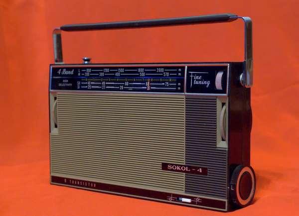 Радиоприемник Сокол-4