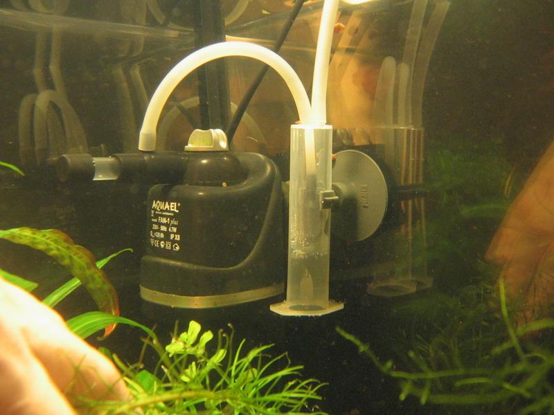 Самодельная подача со2 в аквариум