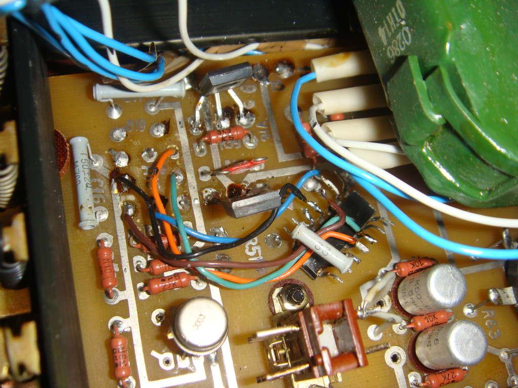 Электроорганы схемы