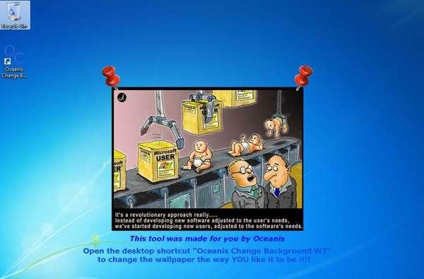 Как изменить рисунок рабочего стола ...: zastavkii.ru/заставка-рабочий-стол-windows-7...