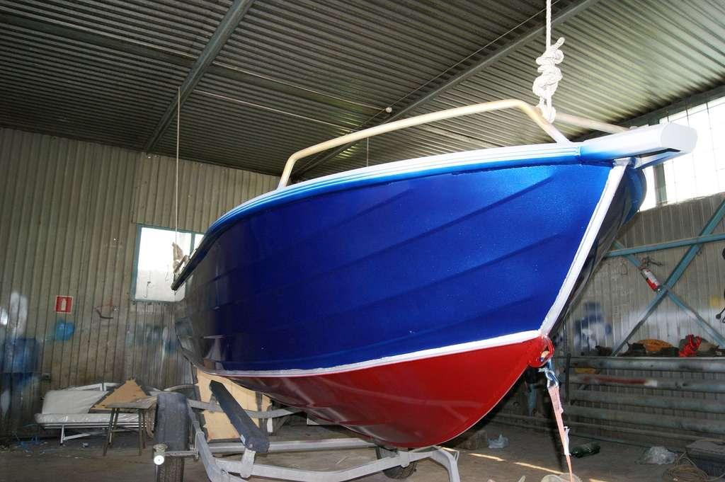 ремонт лодки в казани