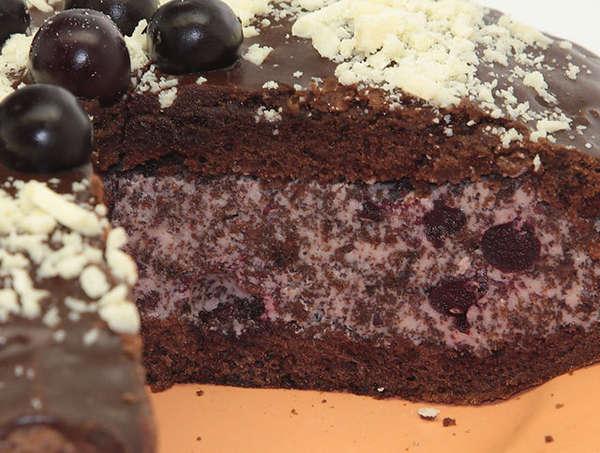 Крем для торта пьяная вишня рецепт с фото