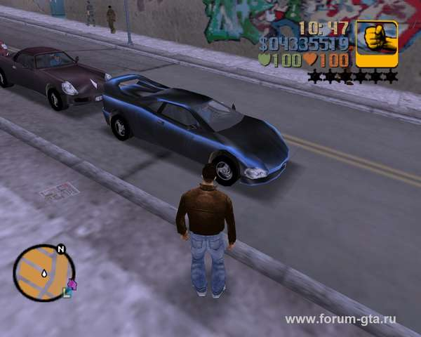 Infernus GTA 3