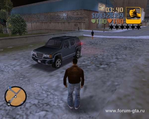 Landstalker GTA 3