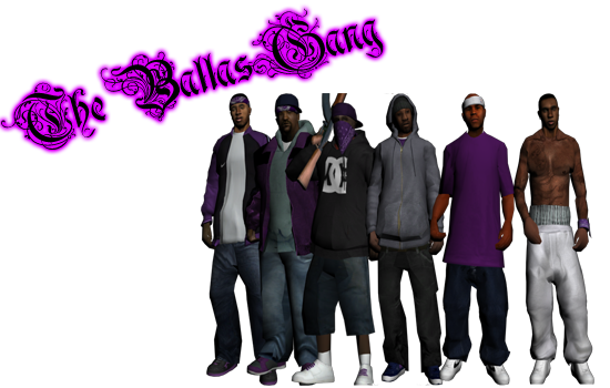 The Ballas Gang | Графика 131744972175004476