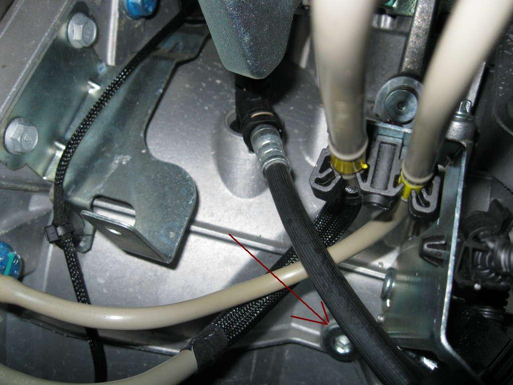 пробка в коробке ситроен джампер 2.5 турбо