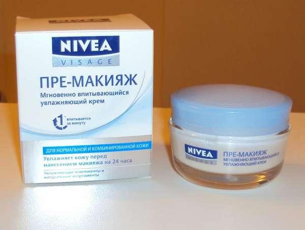 Крем для лица перед макияжем