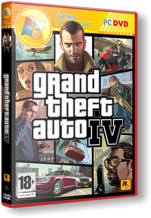 Gta iv / gta 4 (v. 1. 0. 7. 0) repack by xatab (r. G. Packers.
