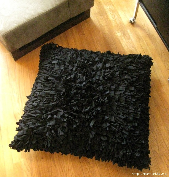 Ворсовые ковры своими руками 67