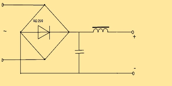 Как сделать две петли