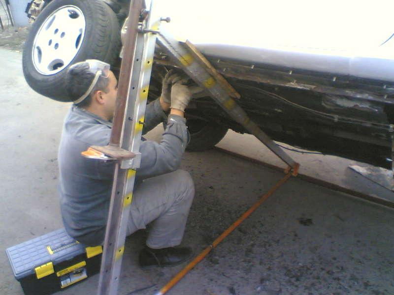 Самодельные приспособления для ремонта автомобиля своими руками 70