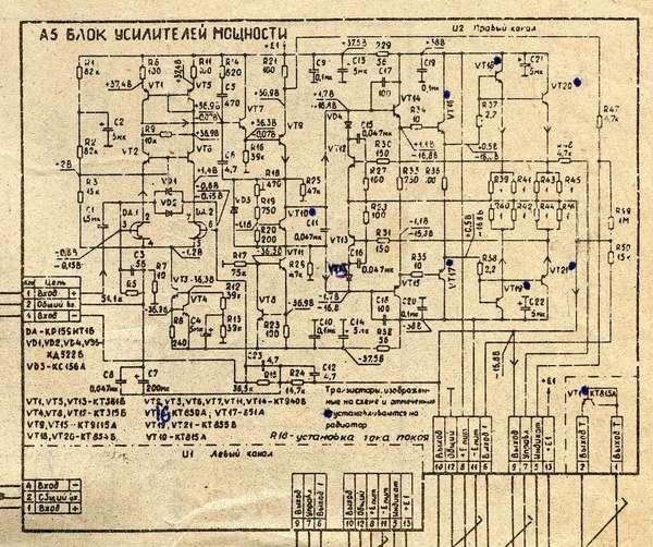 Радиотехника У7112.