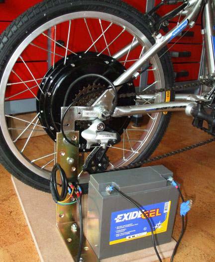 Как сделать аккумулятор своими руками для велосипеда