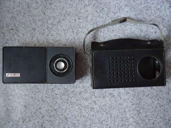 Радиоприёмник Селга-405.