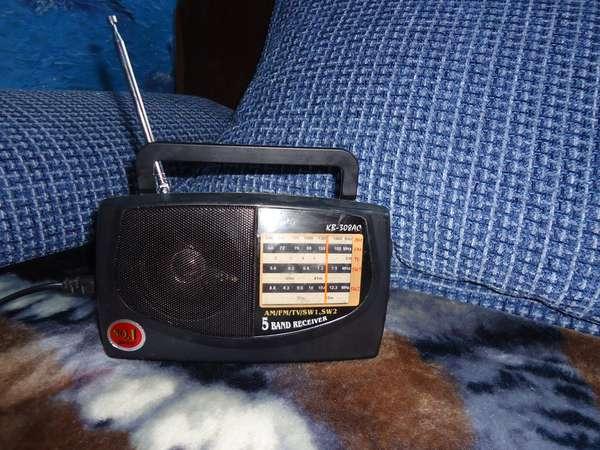 радиоприёмник KIPO KB-308AC.