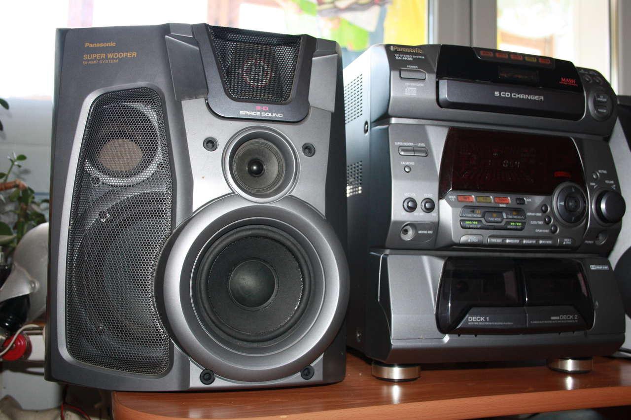 Музыкальные центры Panasonic: цены, характеристики