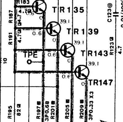 Посмотрите схему ямахи B-70