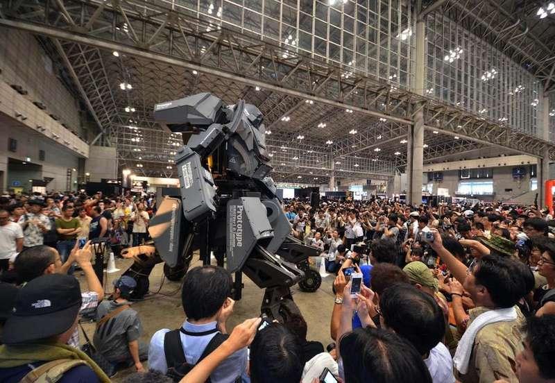 историко-политический форум • Просмотр темы - Роботы и экзоскелеты