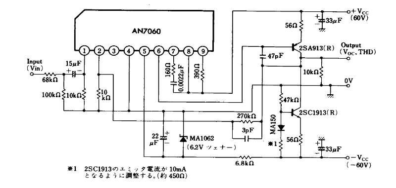 Technics SU-Z22