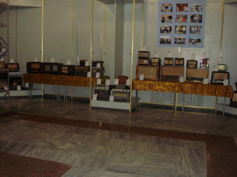 ВТОРАЯ ЖИЗНЬ СТАРОГО РАДИО - Моя выставка в музее