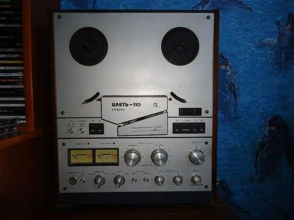 Моя Илеть-110. октябрь 1989