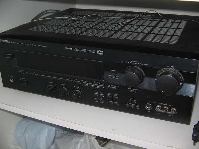 yamaha rx-v595 продам