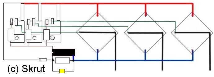 Самодельное реле-регулятор для
