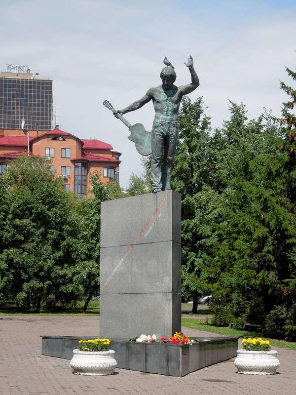 Памятные места, связанные с Владимиром Высоцким